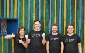 Happy mango team members
