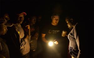 Lighting demonstration