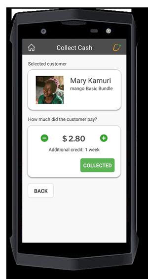 mango Sales App - Payment